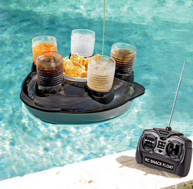 Unique Pool Accessories