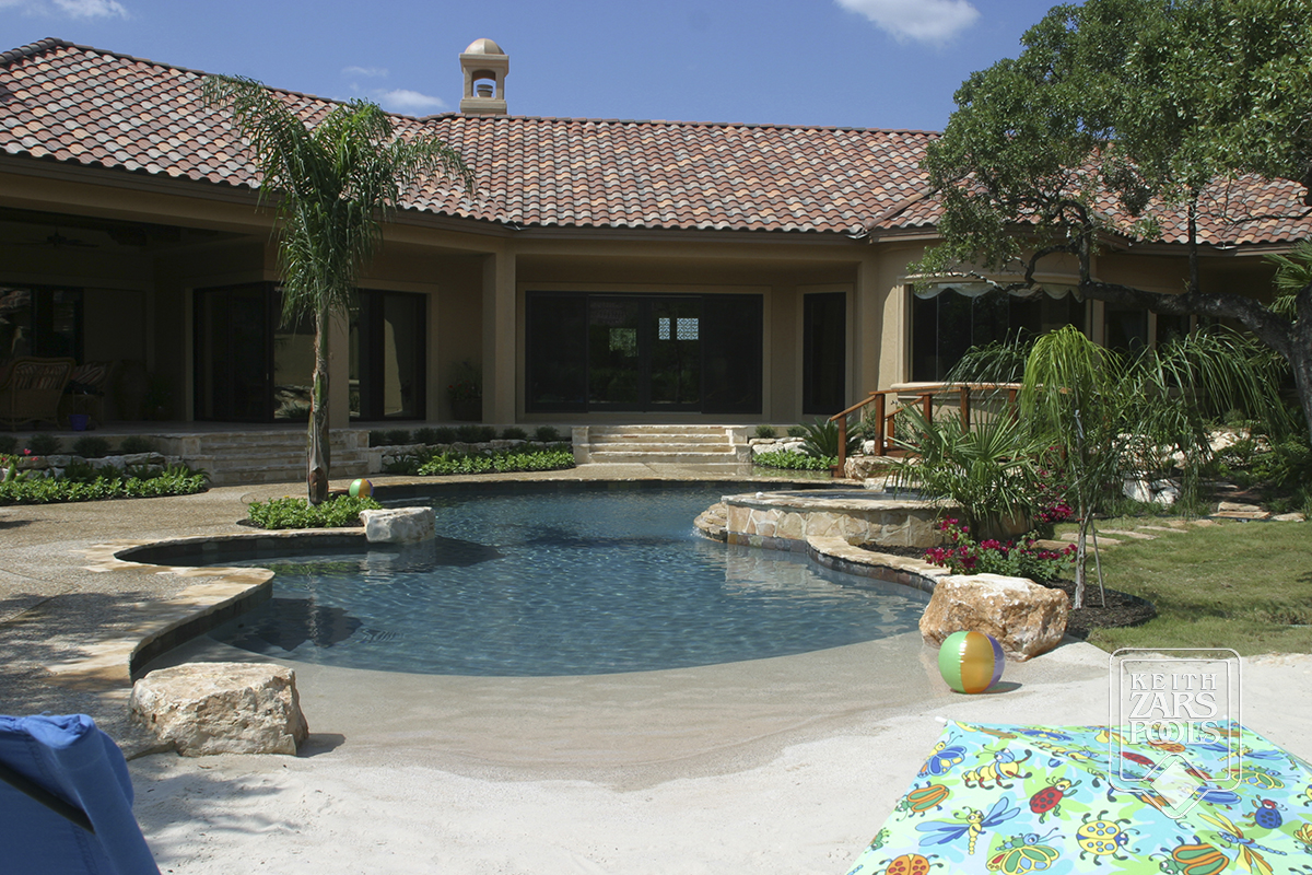 2014 Pool Design Ideas | Keith Zars Pools San Antonio