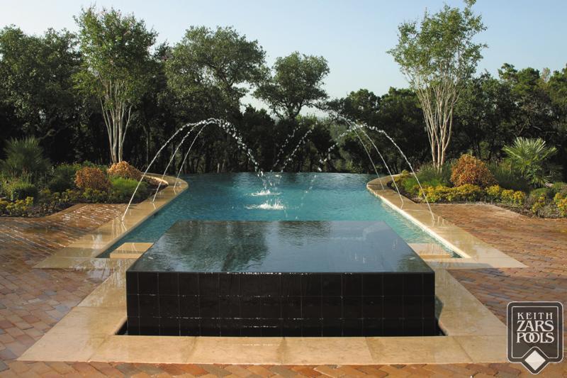 Infiniti San Antonio >> What Is An Infinity Pool? | Keith Zars Pools San Antonio