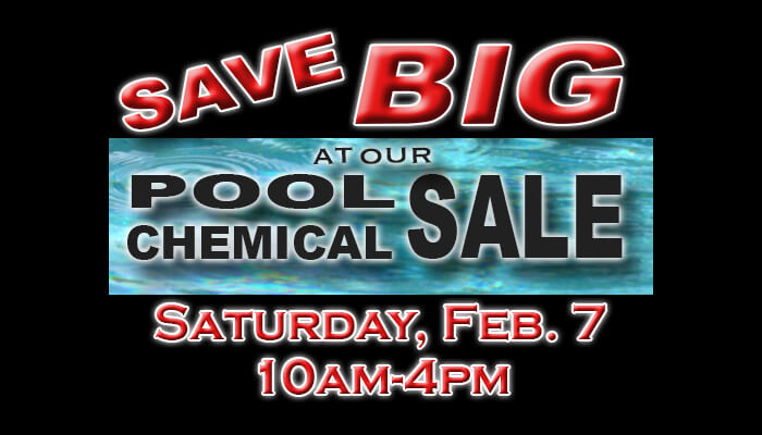 San Antonio Pool Chemical Sale