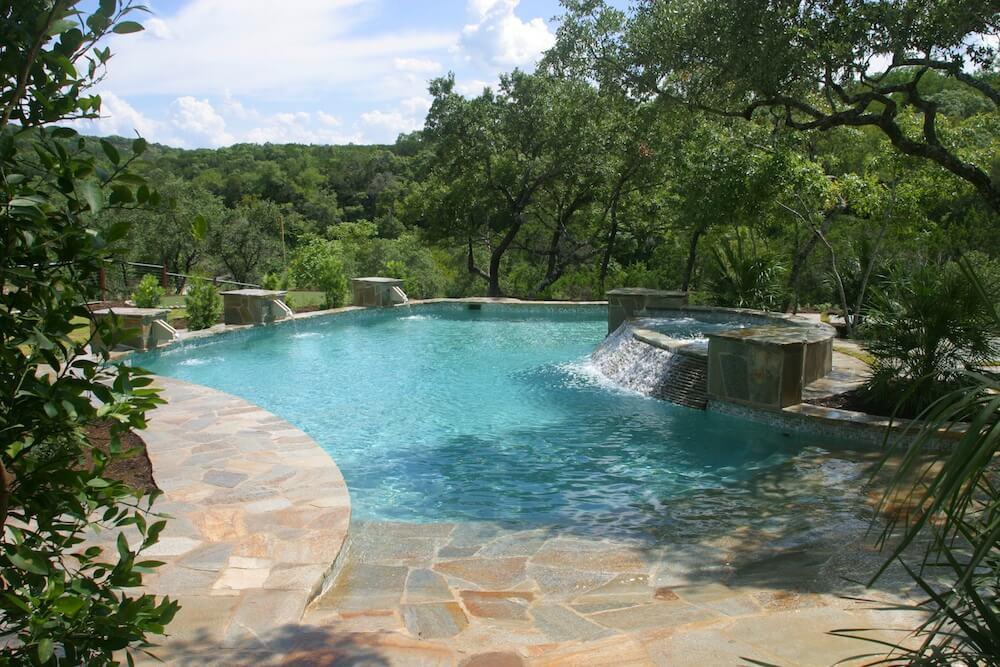 Boerne Swimming Pool Builder Keith Zars Pools San Antonio
