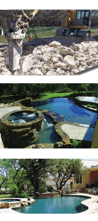 ... Antonio And You Want A Swimming Pool, But You�re Not Sure If You�ll  Be Able To Install A Pool, Give Us A Call And We�ll Get You A Free  Estimate.