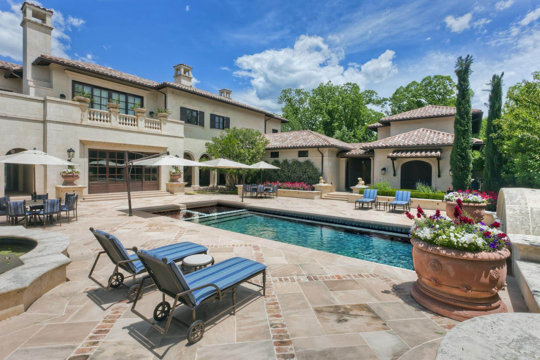 Alamo heights pool builder keith zars pools for 3d pool design free