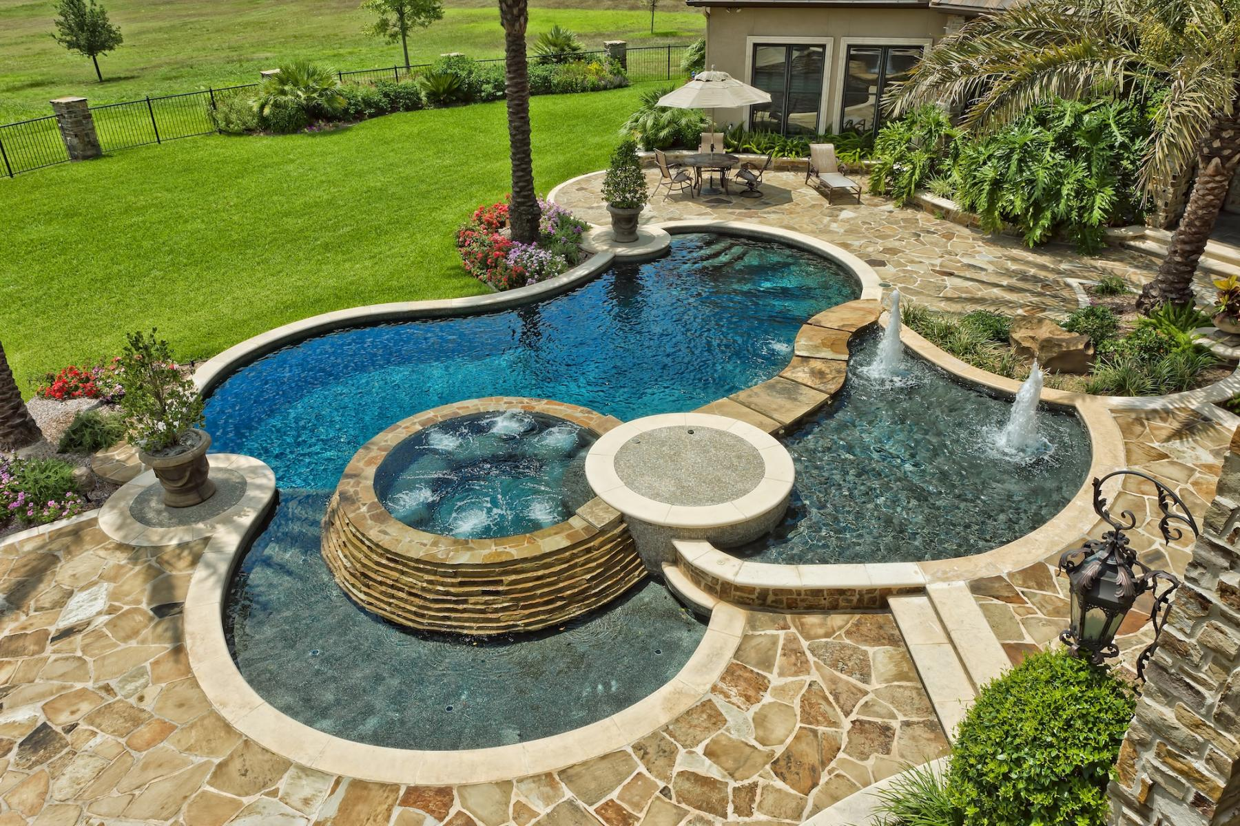 stunning unique pool designs gallery decoration design