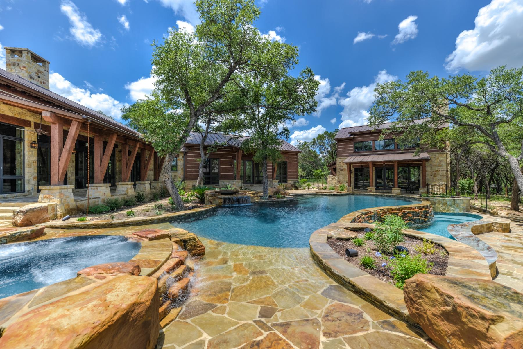 Unique Pool Designs | Keith Zars Pools
