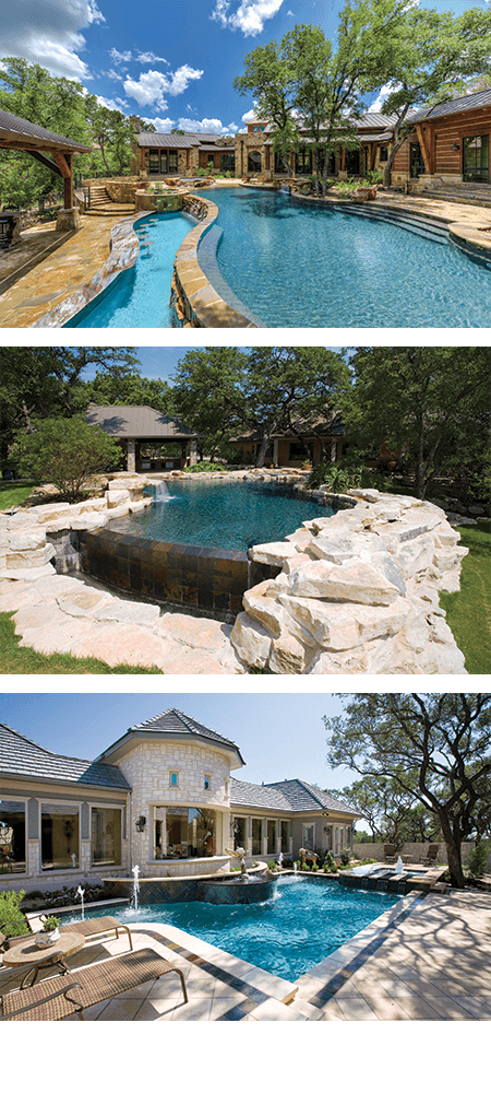 Concrete Pools Vs Fiberglass Pools Keith Zars Pools San Antonio