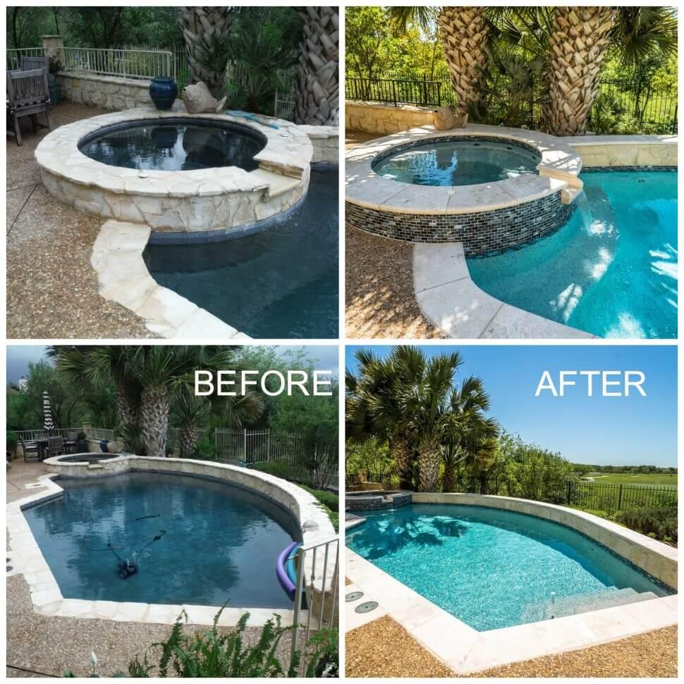 Pool repair San Antonio