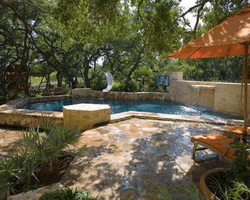 Pool Design San Antonio